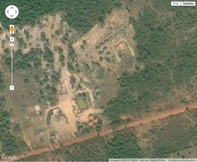 Vue  Google satelite_Résidence KENEnirane.png