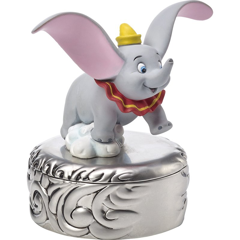 Composition: Résine (figurine) / Métal (petite boîte) Hauteur: 10 cm Référence: 171707 En rupture de stock actuellement... Prix: 34,50€