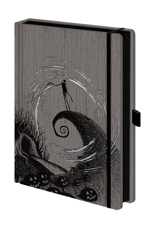 Cahier A5 Couverture rigide recouverte de simili-cuir 240 pages Référence: SR72660 Prix: 13€