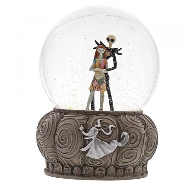 Composition: Résine et globe en verre Hauteur: 16 cm Référence: 4060078 En rupture de stock actuellement... Prix: 64€