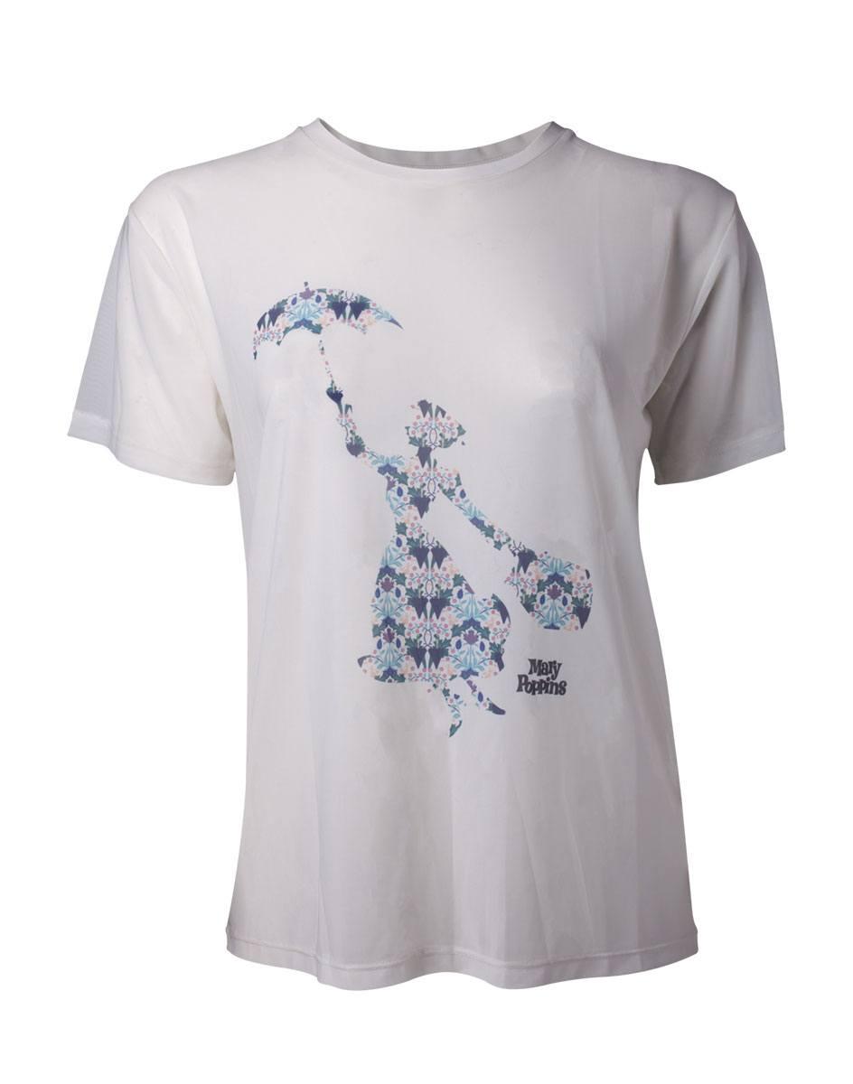 Couleur: Blanc Transparent Composition: 90% Polyester et 10% Elasthanne Tailles disponibles: M - XL Référence: TS021607DNY Prix: 25€