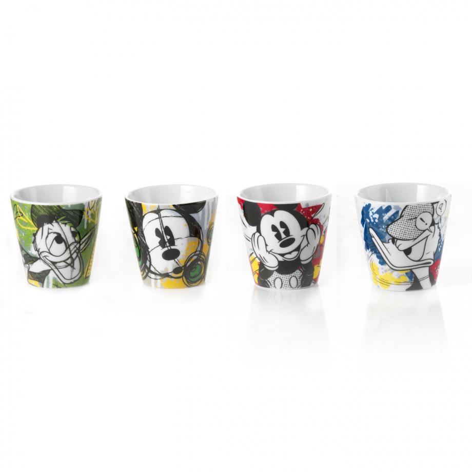 Créateur: Egan Composition: Céramique Hauteur: 6 cm Convient pour le lave-vaisselle Référence: PWM83/4P Prix: 22,50€