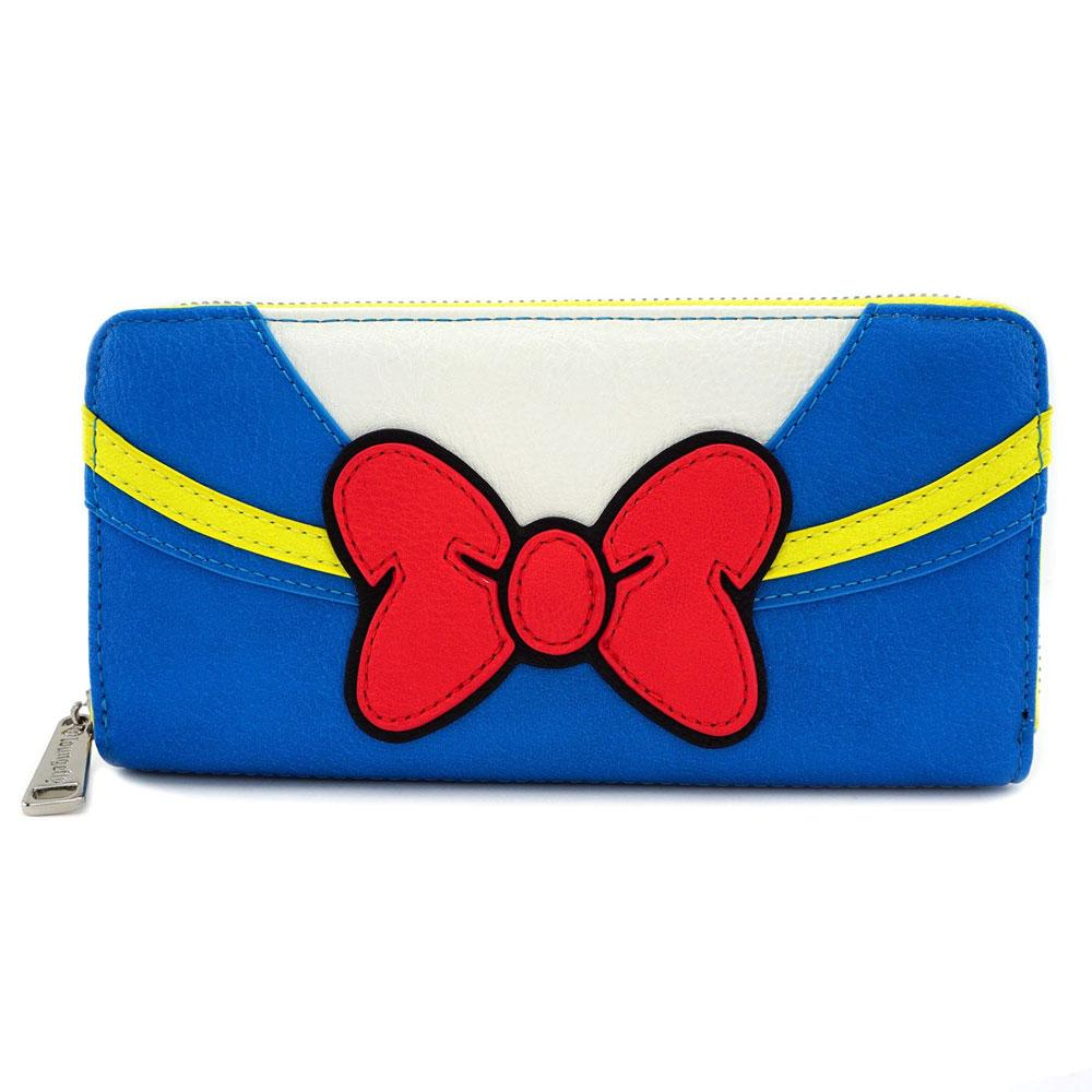 Marque: Loungefly Composition: 100% Cuir Synthétique Dimensions: 20 x 10 cm Référence: LF-WDWA0782 Prix: 36€