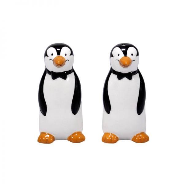 Salière et poivrière Les Pingouins de Mary Poppins