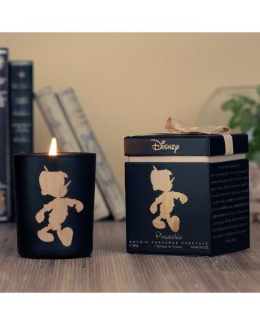 Bougie de haute qualité 100% Made in France Fournie dans une très jolie boîte cadeau Composants naturels et bios Parfum: Cèdre et chêne Durée de combustion: 50 heures Prix: 32€