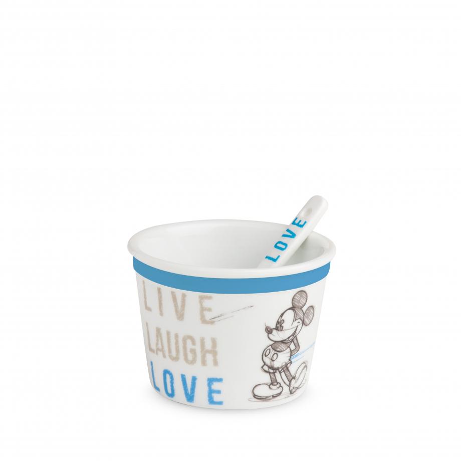 Créateur: Egan Composition: Céramique Convient pour le micro-ondes et le lave-vaisselle Référence: PWM92LL/1B Prix: 8,50€