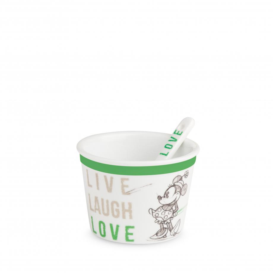 Créateur: Egan Composition: Céramique Convient pour le micro-ondes et le lave-vaisselle Référence: PWM92LL/1V Prix: 8,50€