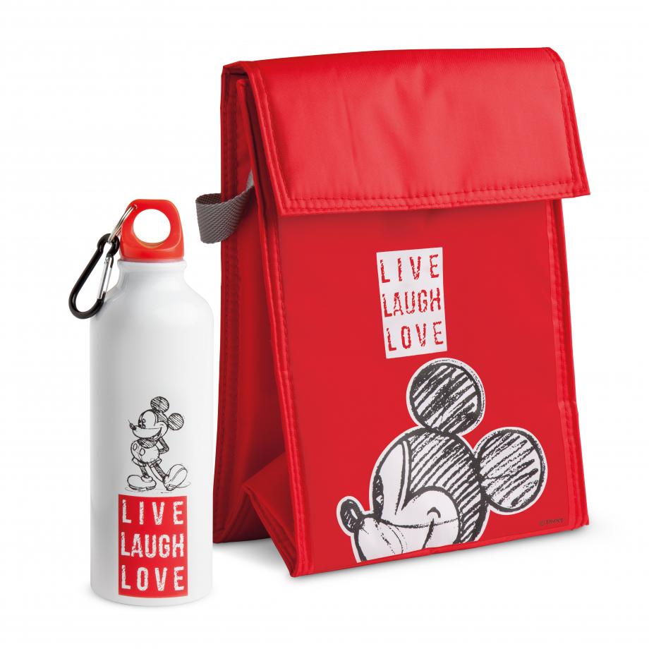 Présenté dans une boîte-cadeau Créateur: Egan Composé d'une gourde en aluminium et d'un sac isotherme assorti Capacité de la gourde: 500 ml Taille du sac: 2 gourdes ou 2 bouteilles de 500 ml Référence: PWMSETLL/6 Prix: 24€