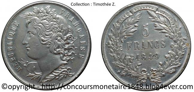 5 francs 1848 - Concours Malbet - Etain.jpg