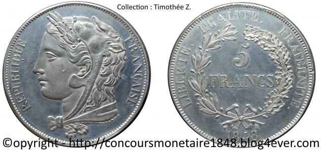 5 francs 1848 - Concours Gayrard - Etain.jpg