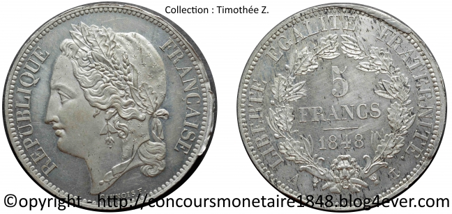 5 francs 1848 - Concours Caunois - Etain.jpg