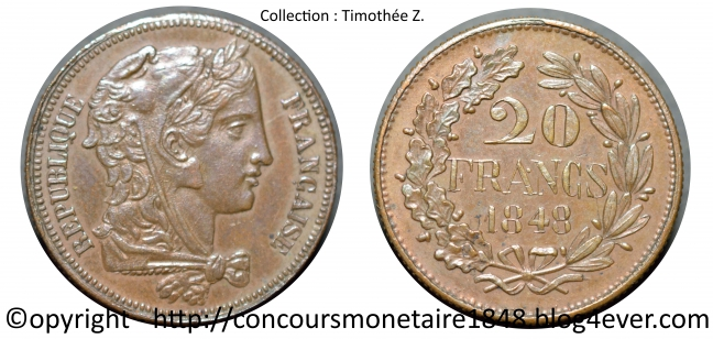 20 francs 1848 - Concours Gayrard(1) - Cuivre .jpg