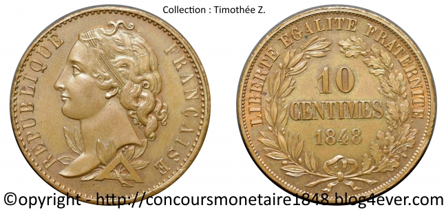 10 centimes 1848 - Concours Magniadas - Cuivre.jpg