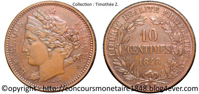 10 centimes 1848 - Concours Domard - Cuivre .jpg
