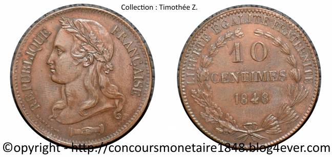 10 centimes  1848 - Concours Montagny(2) - Cuivre.jpg