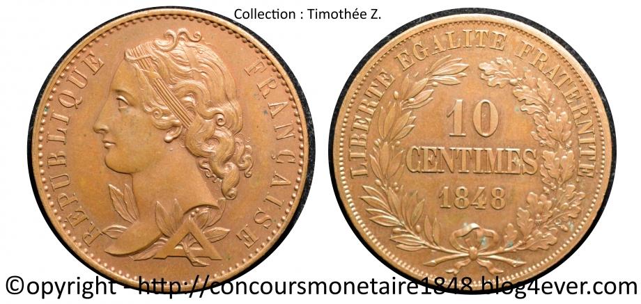 10 centimes 1848 - Concours Magniadas - Cuivre (2).jpg