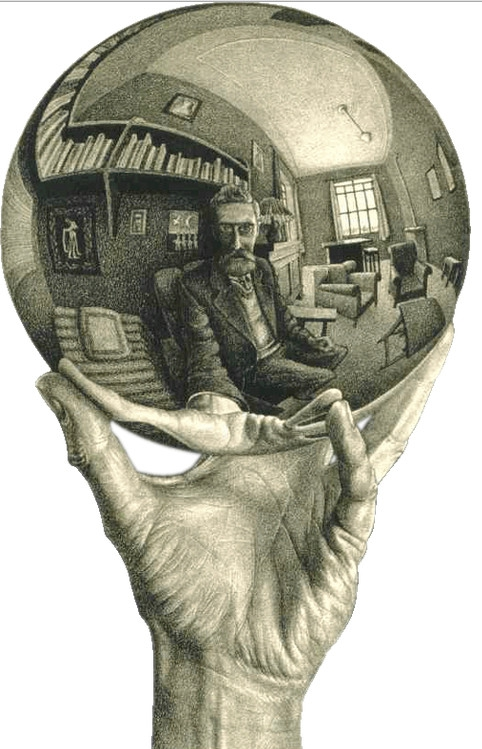 Crystal Ball - Escher print.jpg