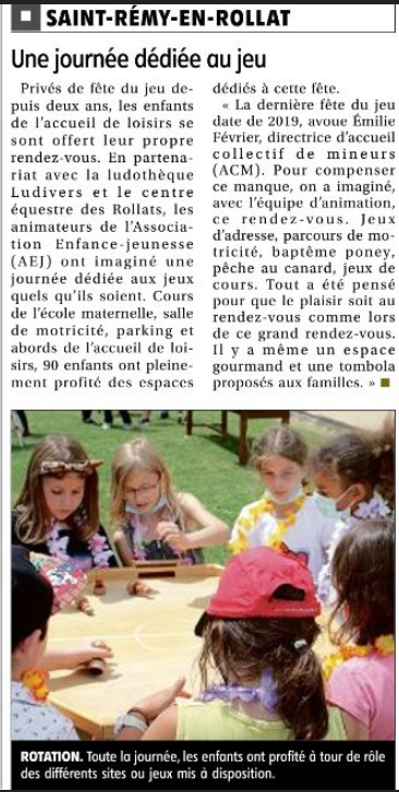 article st remy 30-06-2021
