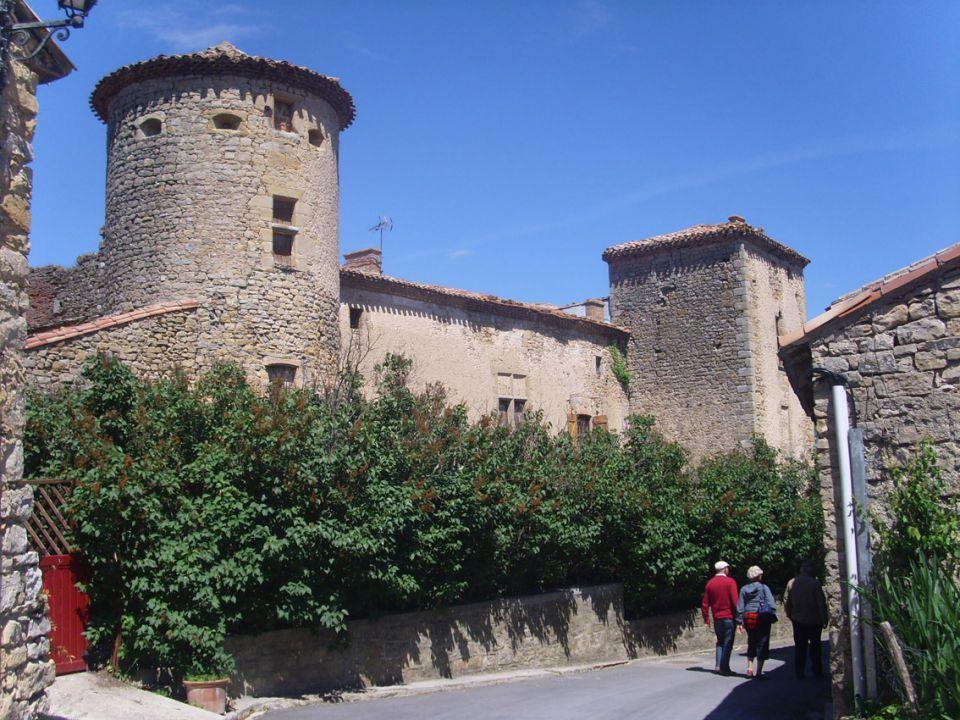Rennes-le-Château and Rennes-les-Bains