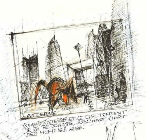 Vertigo stage du mois d 39 avril 2015 alain bade 39 s for Architecture 21eme siecle