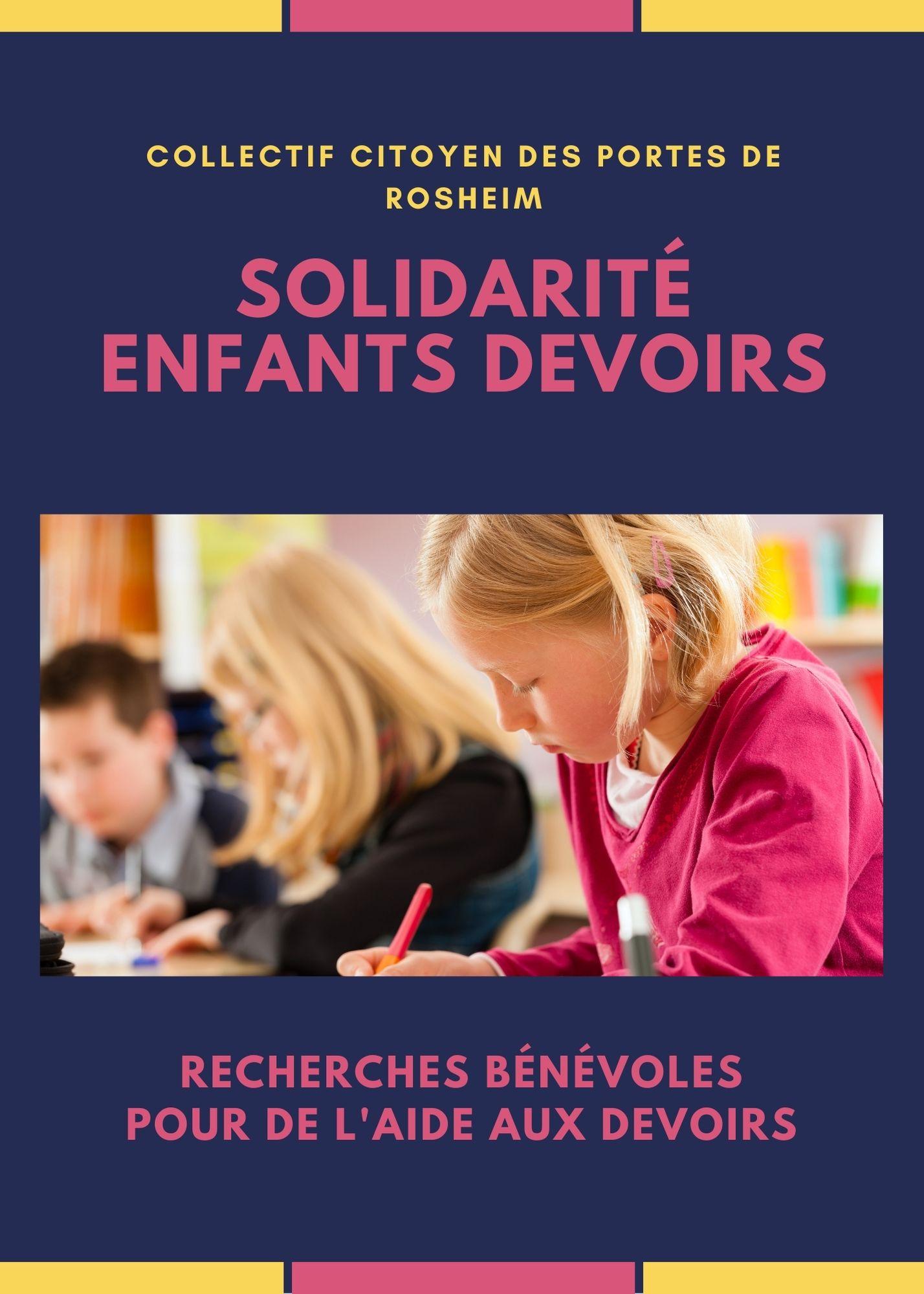 Bleu École Enfants Photo Tuteur Flyer.jpg