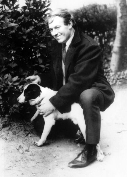 David Corbett et son chien Pickles.jpg