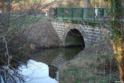 Le pont du Vivet