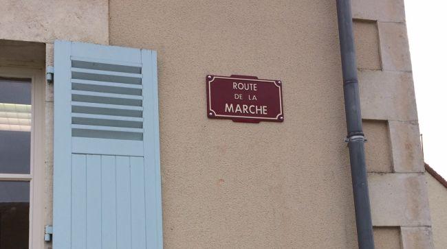 Route de la Marche