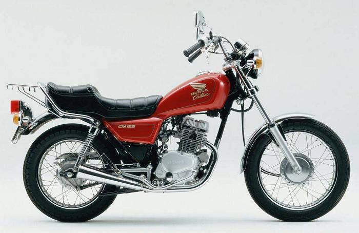 honda-CM-125