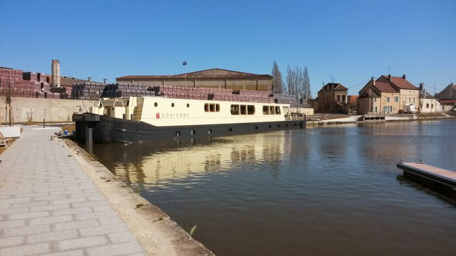 le port de Chagny
