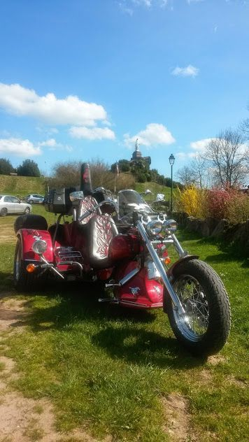 Le Trike de Jean Louis
