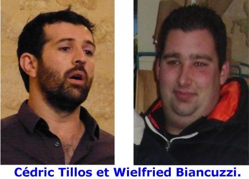 Cédric Tillos et Wielfried Biancuzzi.jpg