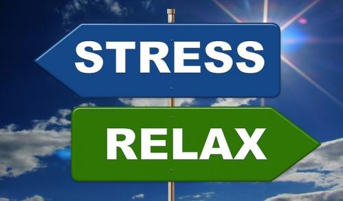 panneau stress - relax