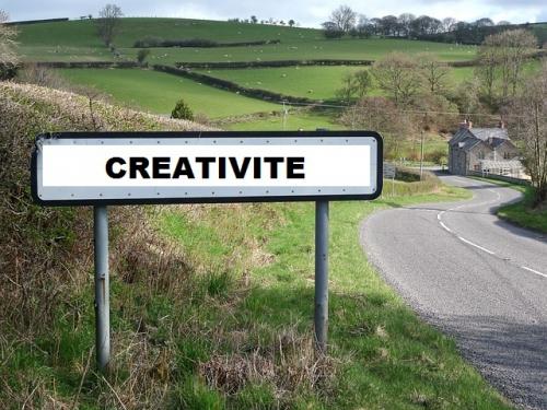 panneau créativité - champs