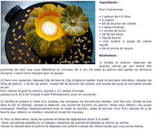 La soupe de potiron de Joël Robuchon  UN VERITABLE DELICE.PNG