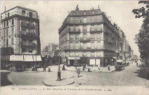 La Rue Pergolèse et l'Avenue de la Grande-Armée.PNG