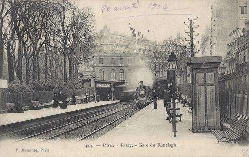 Passy. - Gare du Ranelagh.PNG
