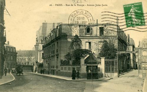 Rue de la Pompe - Avenue Jules Janin.PNG
