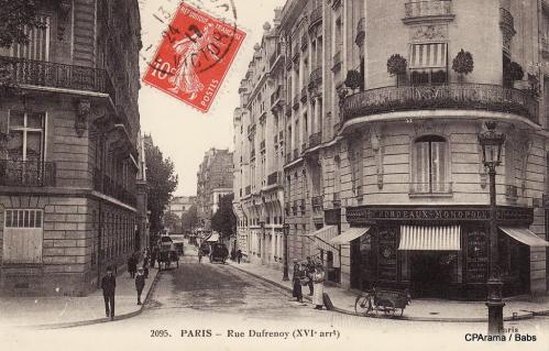 Rue Dufrenoy.PNG