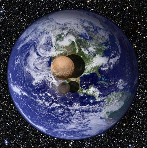 Rapportés à l'échelle de la Terre Pluton et Charon semblent bien petits !.PNG