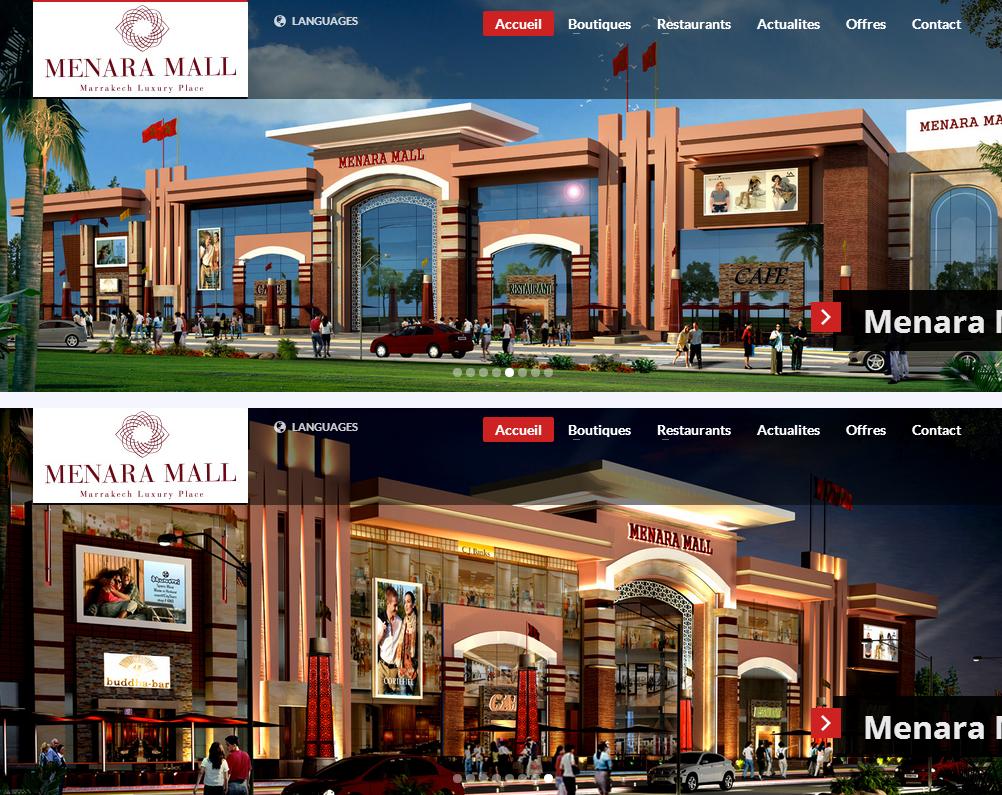 le tout nouveau hyper centre commercial menara mall de marrakech politique conomie. Black Bedroom Furniture Sets. Home Design Ideas