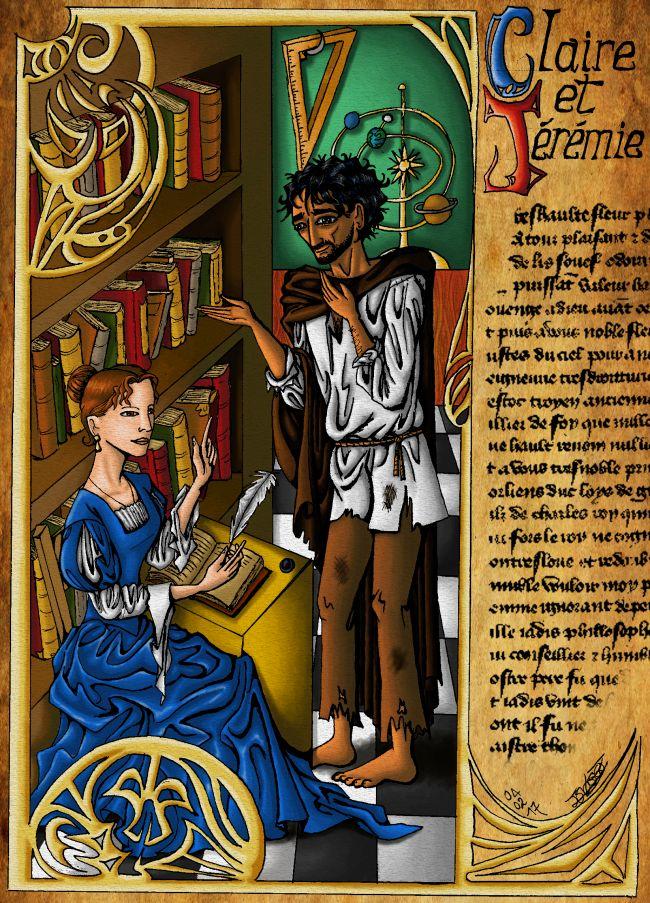 Claire et Jérémie