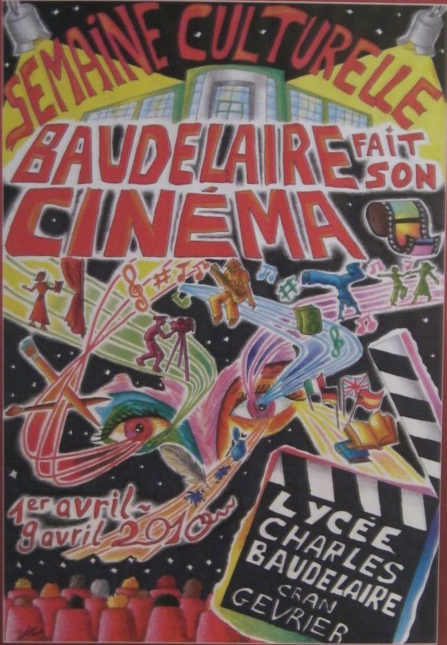 Semaine culturelle du Lycée Baudelaire, 2010