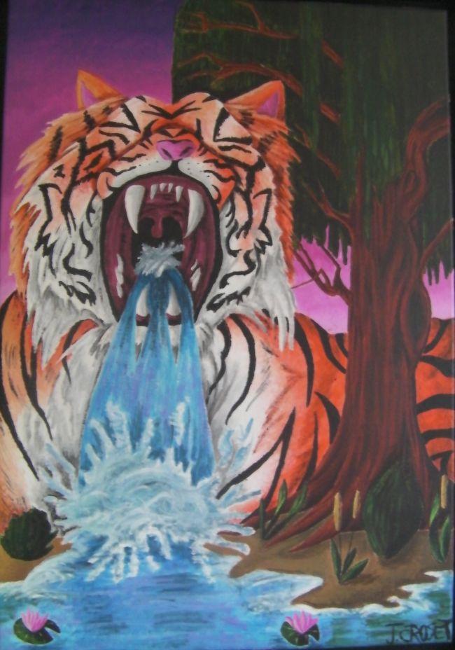 L'Hybride, ou Tigre-Cascade