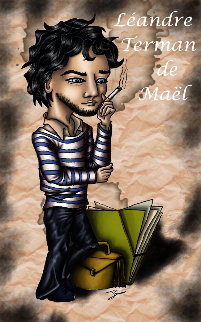 Léandre Terman de Maël