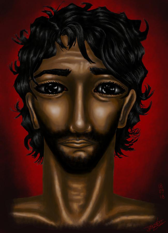 Portrait d'Hispanique