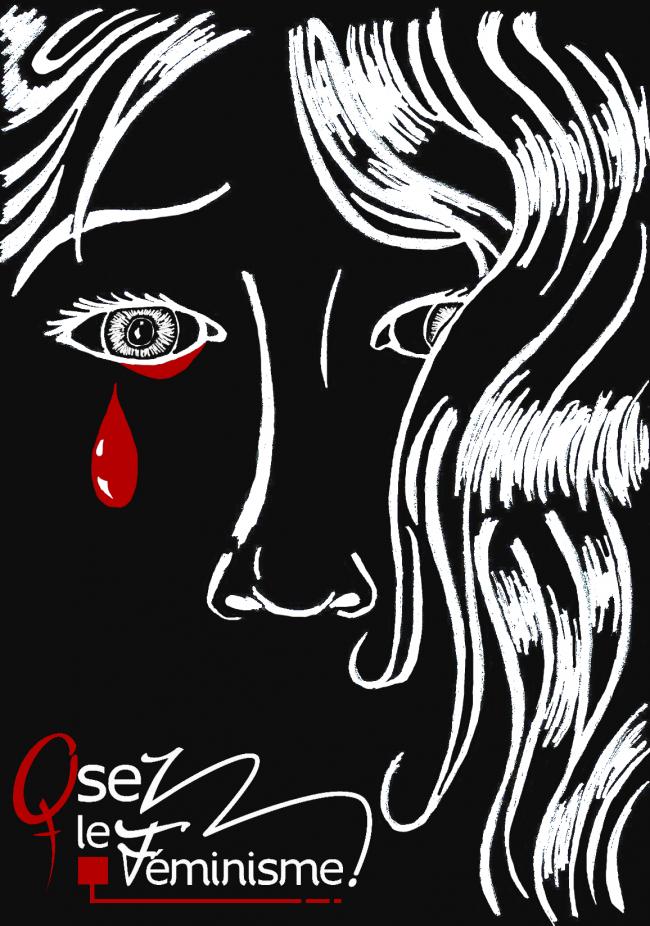 Campagne autour des violences faites aux femmes