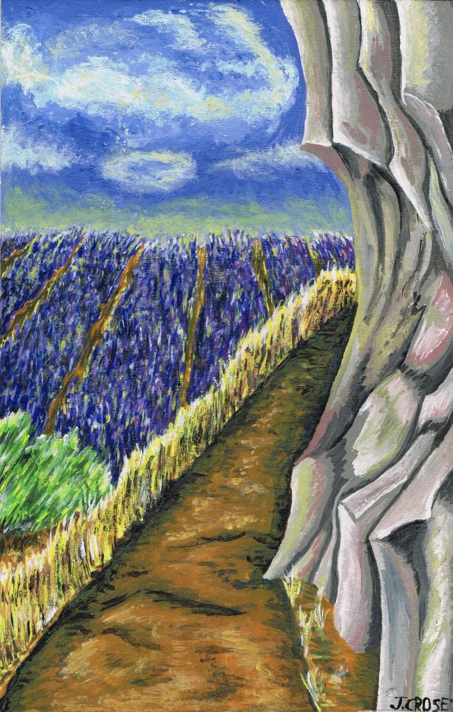 Route de Provence