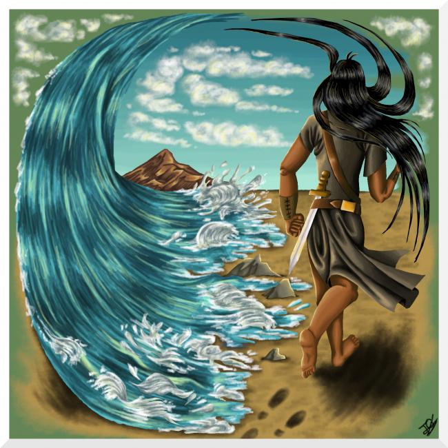 Dévorante vague