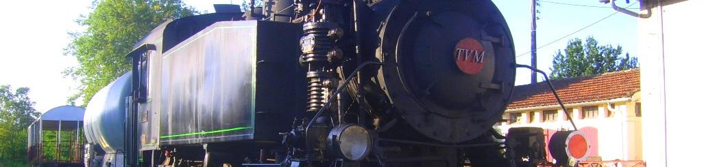 Chemin de fer touristique du pays de l'Albret